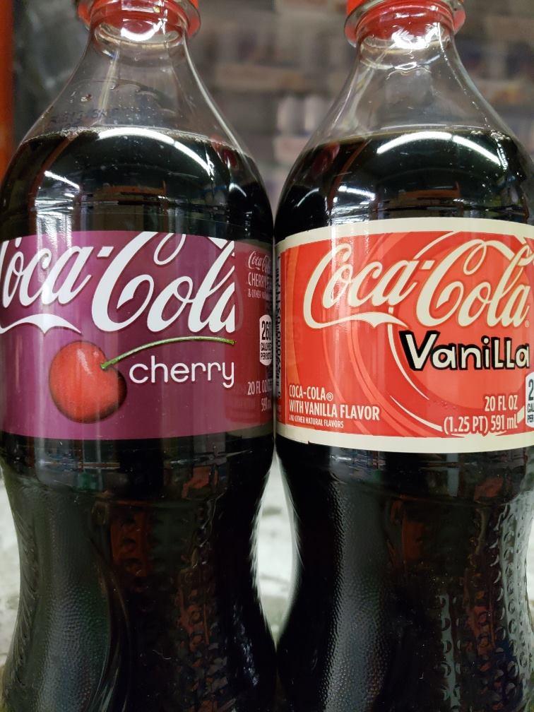 קוקה קולה בטעמים